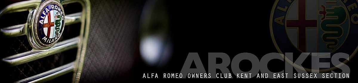 Alfa Romeo Owners' Club Kent and East Sussex Section
