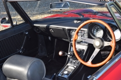 Interior and steering wheel 2